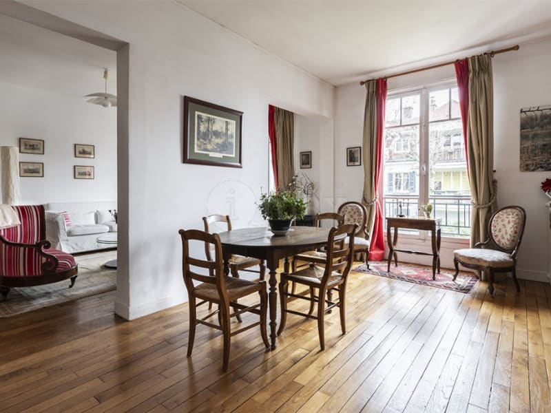 Vente appartement Courbevoie 825000€ - Photo 3