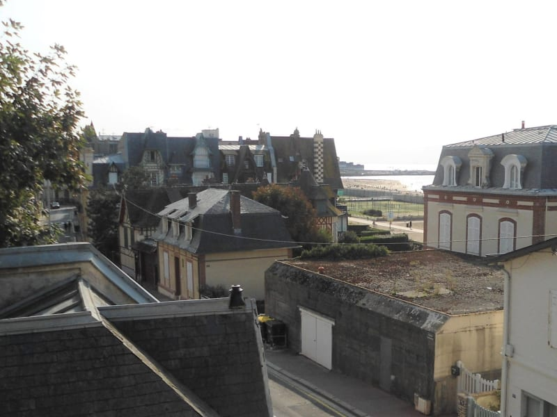 Sale apartment Trouville-sur-mer 233 200€ - Picture 1