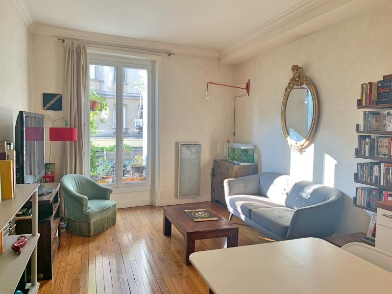 Vente appartement Paris 11ème 589 000€ - Photo 1
