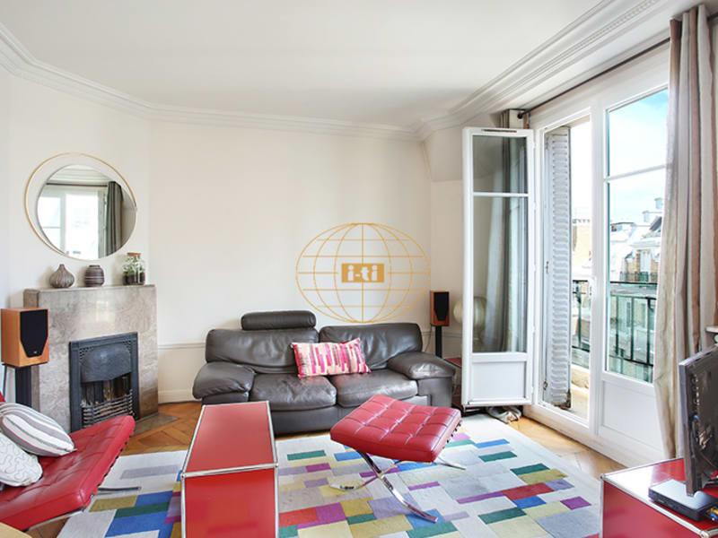 Sale apartment Issy les moulineaux 698000€ - Picture 5
