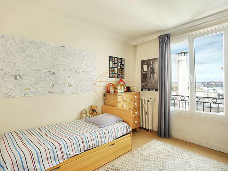 Sale apartment Issy les moulineaux 698000€ - Picture 10