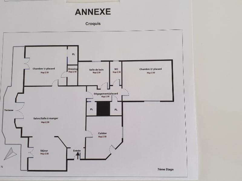 Sale apartment Issy les moulineaux 698000€ - Picture 14