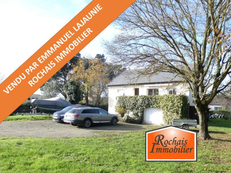 Vente maison / villa Juigne sur loire 388500€ - Photo 1