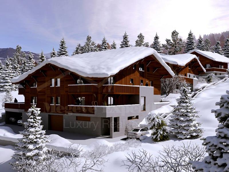 Sale apartment Combloux 639000€ - Picture 2