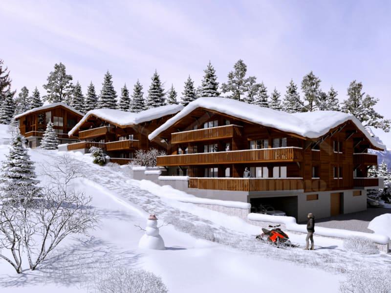 Sale apartment Combloux 615000€ - Picture 1