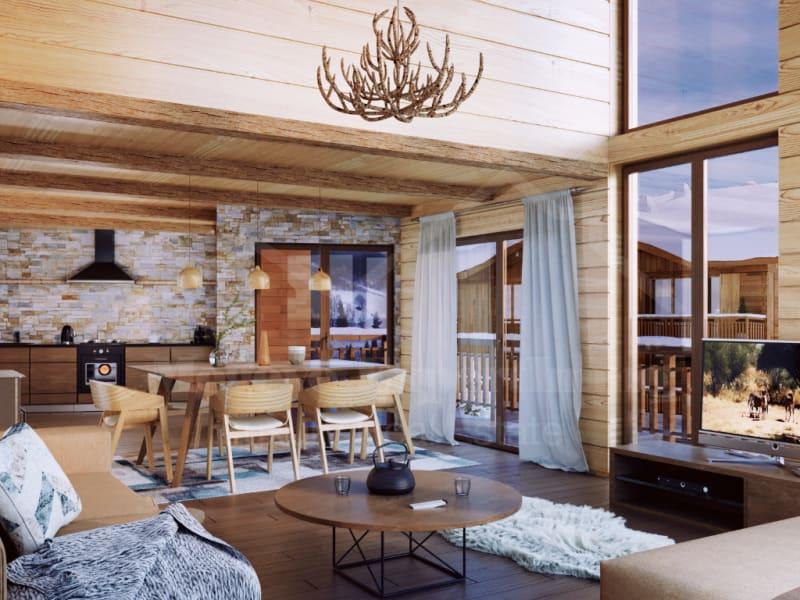 Sale apartment Combloux 615000€ - Picture 2