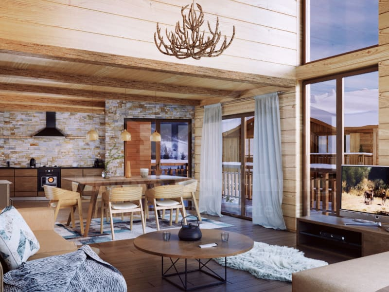 出售 公寓 Combloux 411000€ - 照片 3