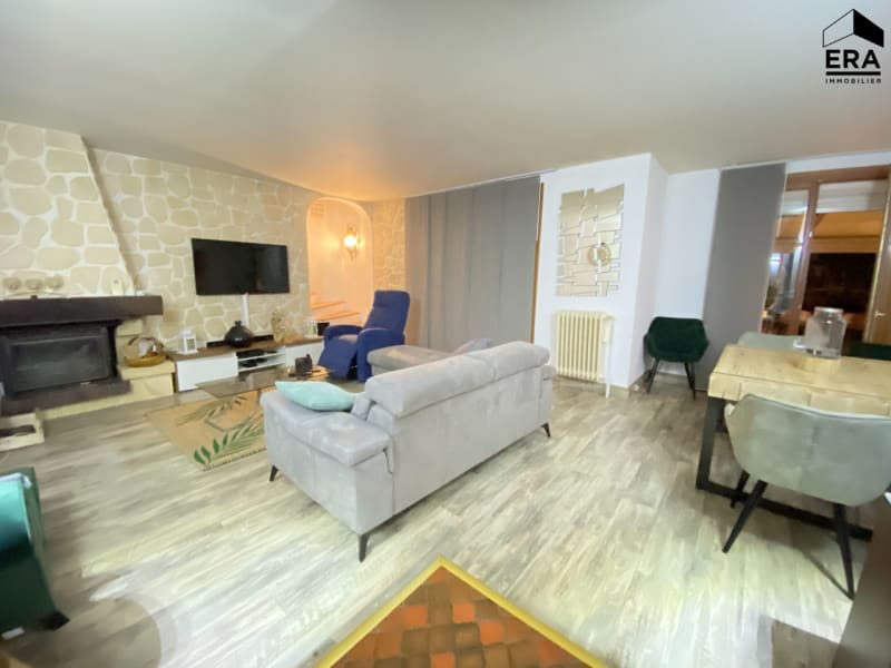 Vente maison / villa Ferolles attilly 530000€ - Photo 2