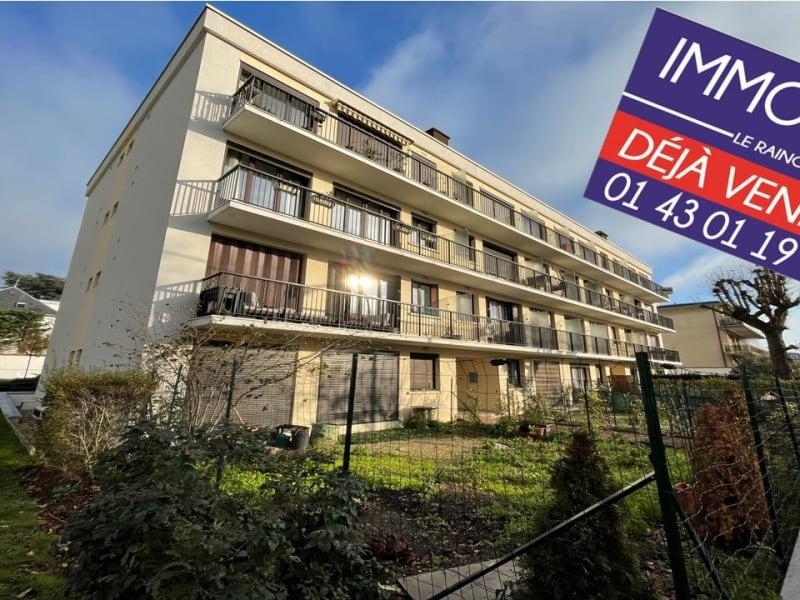 Sale apartment Villemomble 367000€ - Picture 1
