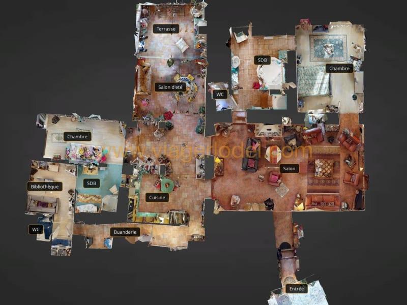 Life annuity apartment Gorbio 385000€ - Picture 17