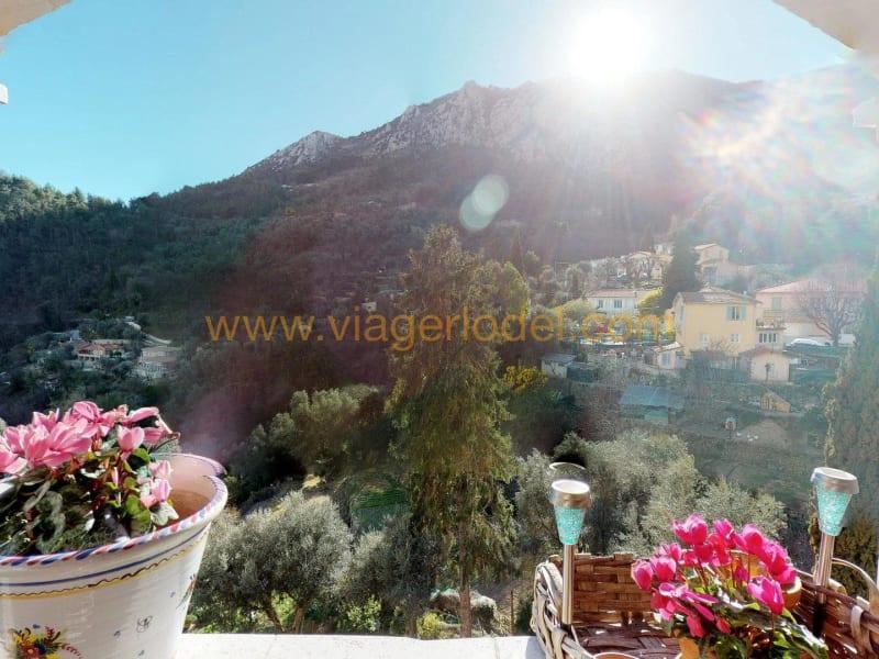 Verkauf auf rentenbasis wohnung Gorbio 385000€ - Fotografie 16
