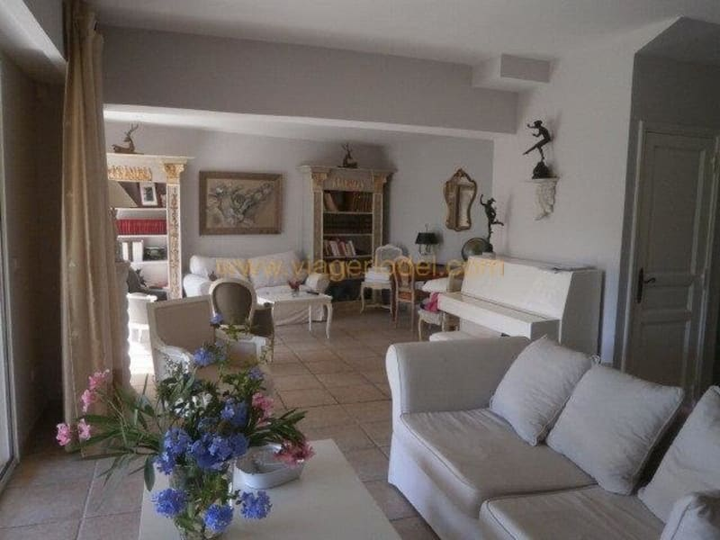 Life annuity house / villa Gassin 292000€ - Picture 5