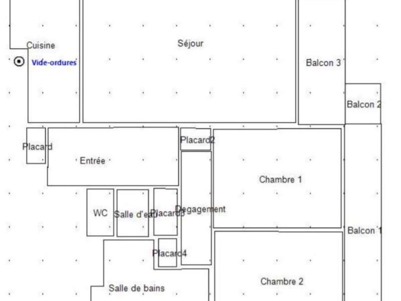 Vente appartement Neuilly sur seine 1094000€ - Photo 2