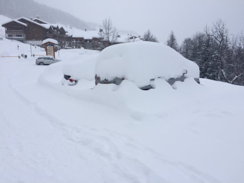 Sale parking spaces Chatel 10 000€ - Picture 1
