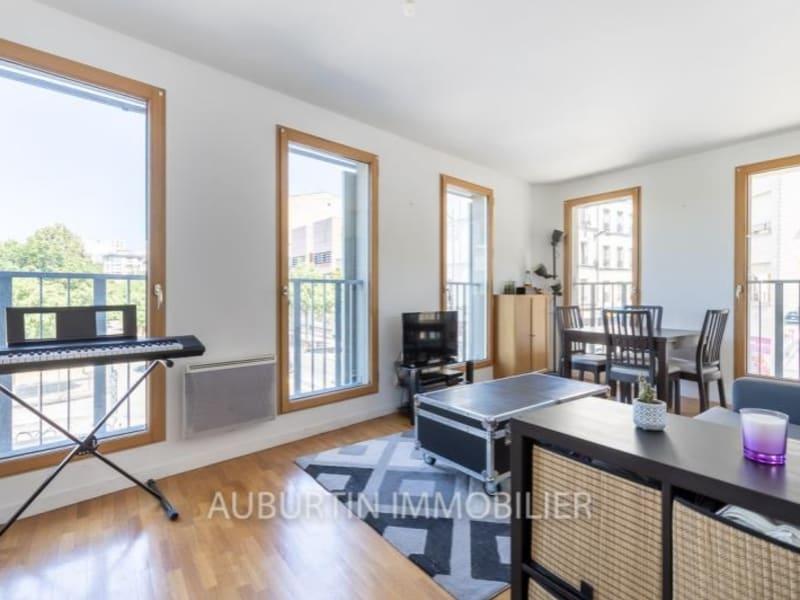 Verkoop  appartement Paris 18ème 385000€ - Foto 1