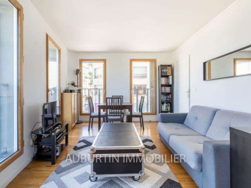 Verkoop  appartement Paris 18ème 385000€ - Foto 2