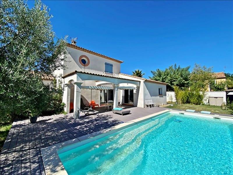 Sale house / villa Puissalicon 359900€ - Picture 1