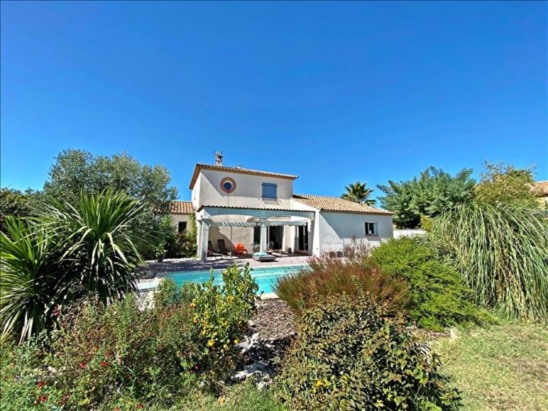 Sale house / villa Puissalicon 359900€ - Picture 2