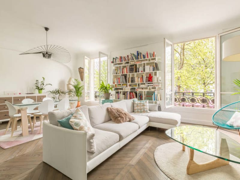 Rental apartment Neuilly sur seine 4169€ CC - Picture 1