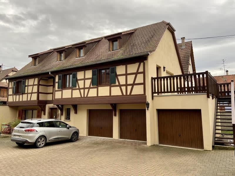 Rental apartment Blaesheim 700€ CC - Picture 1