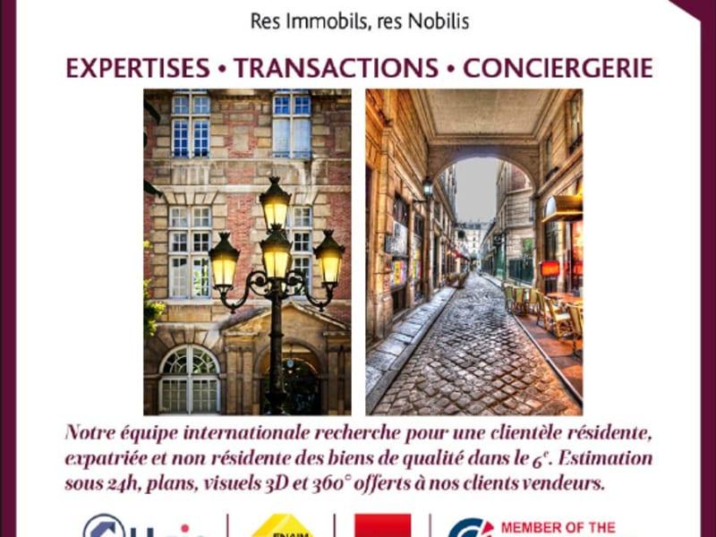 Venta  apartamento Paris 6ème 1330000€ - Fotografía 3