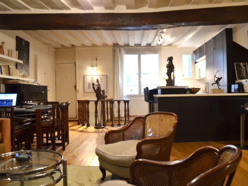 Venta  apartamento Paris 6ème 1330000€ - Fotografía 12