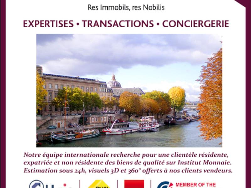 Venta  apartamento Paris 6ème 1330000€ - Fotografía 13