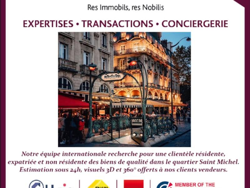 Venta  apartamento Paris 6ème 1330000€ - Fotografía 16