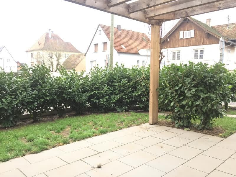 Location maison / villa Oberhoffen sur moder 911€ CC - Photo 1
