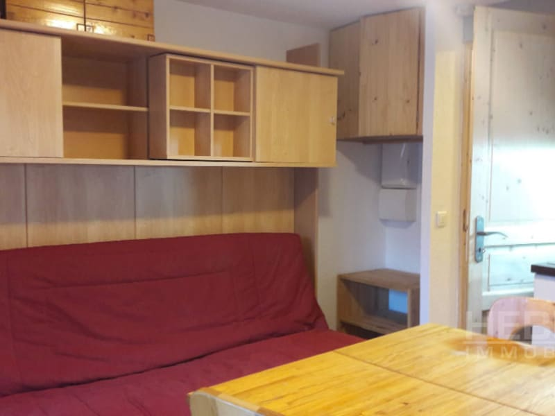 Rental apartment Saint gervais les bains 385€ CC - Picture 9