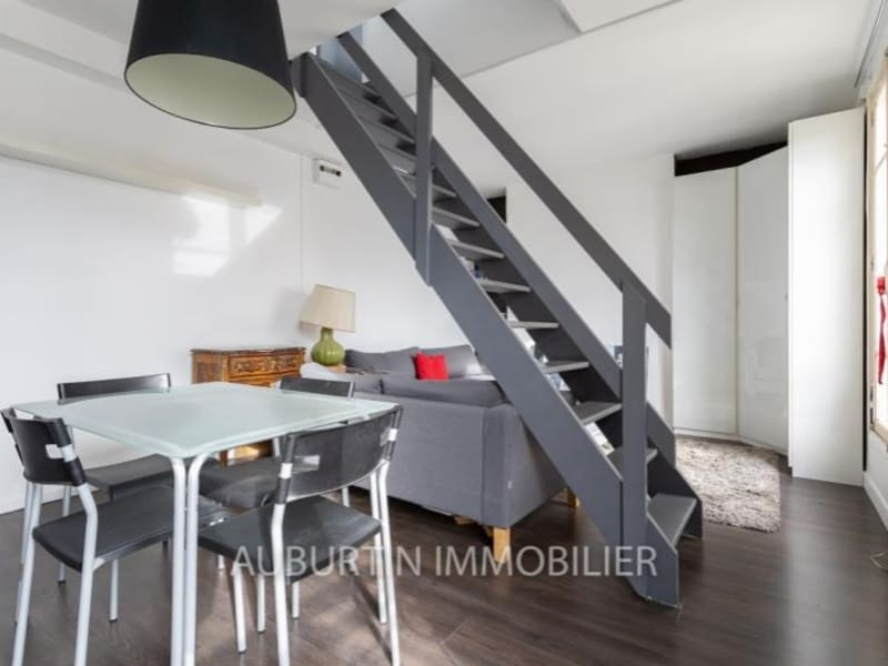 Verkoop  appartement Paris 18ème 395000€ - Foto 1