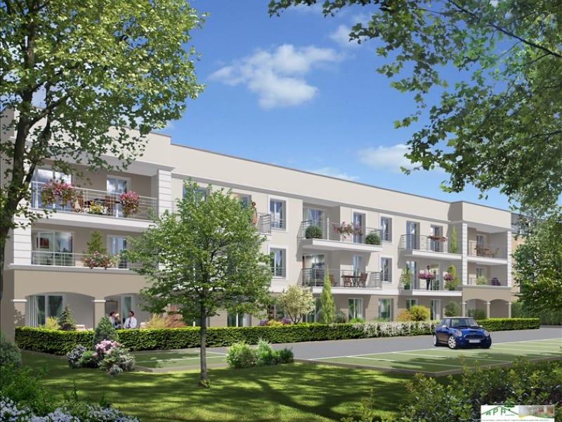 Rental apartment Draveil 649,25€ CC - Picture 1