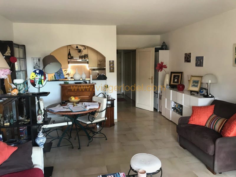 Life annuity apartment Nice 124 500€ - Picture 4