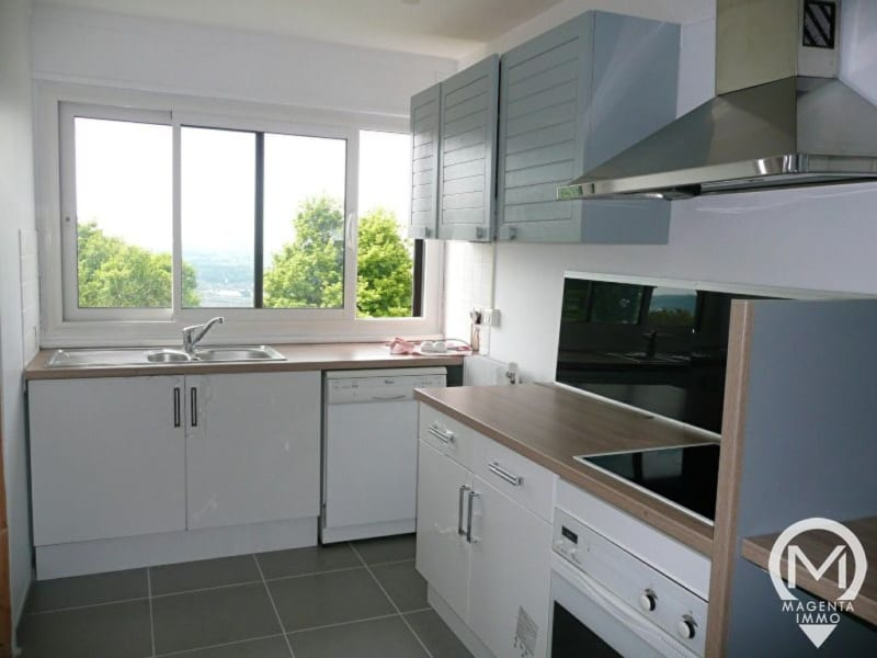 Rental apartment Bonsecours 800€ CC - Picture 2