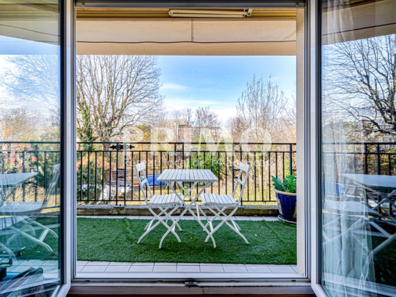 Vente appartement Chatenay malabry 285000€ - Photo 1