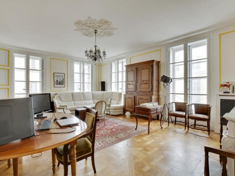 Sale apartment Versailles 1 380 000€ - Picture 1