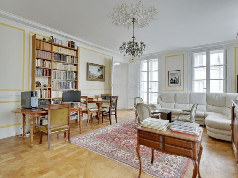 Sale apartment Versailles 1 380 000€ - Picture 2