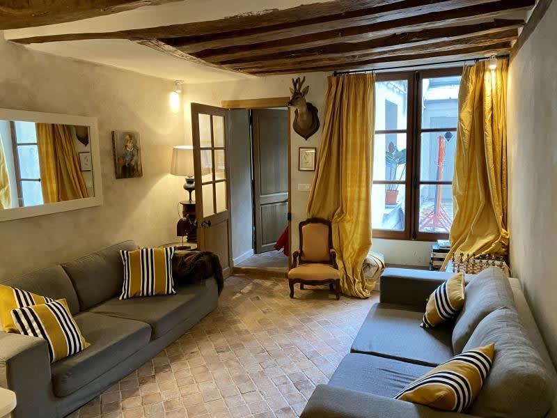Vente appartement Versailles 607000€ - Photo 1