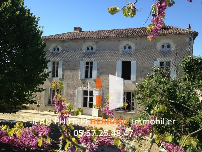 Vente maison / villa Pineuilh 550000€ - Photo 1
