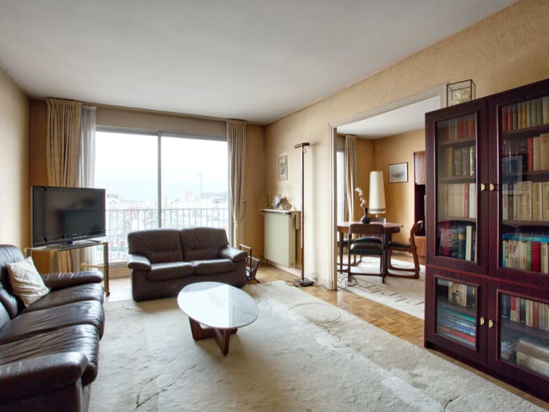 Sale apartment Paris 15ème 885 000€ - Picture 1