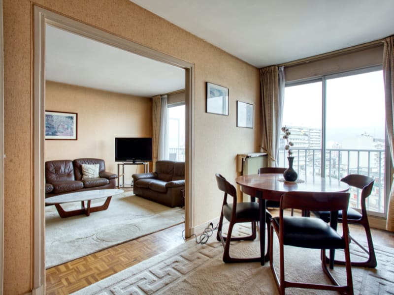 Sale apartment Paris 15ème 885 000€ - Picture 4