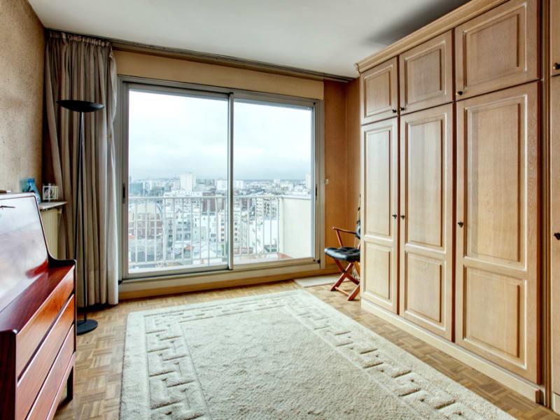 Venta  apartamento Paris 15ème 885000€ - Fotografía 6