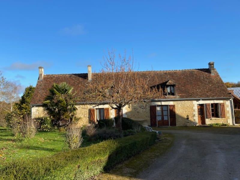 Vente maison / villa Le petit pressigny 314800€ - Photo 1