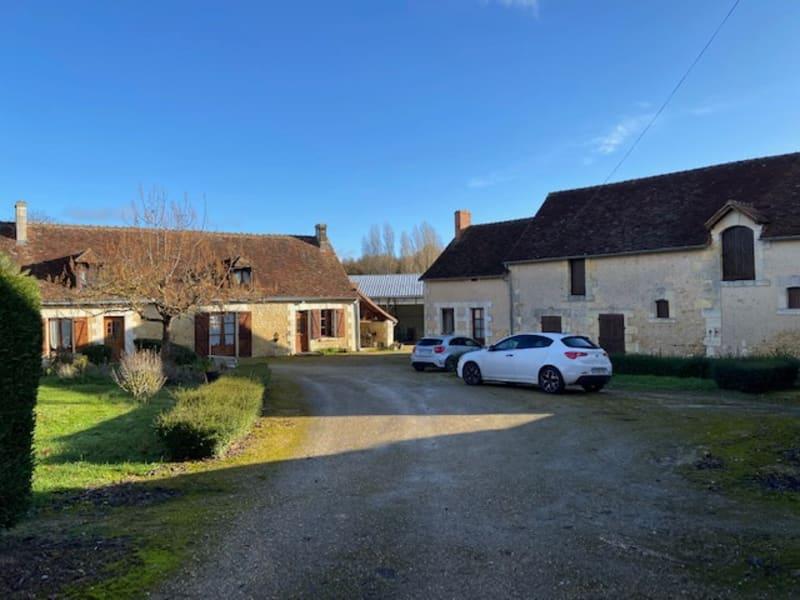Vente maison / villa Le petit pressigny 314800€ - Photo 2