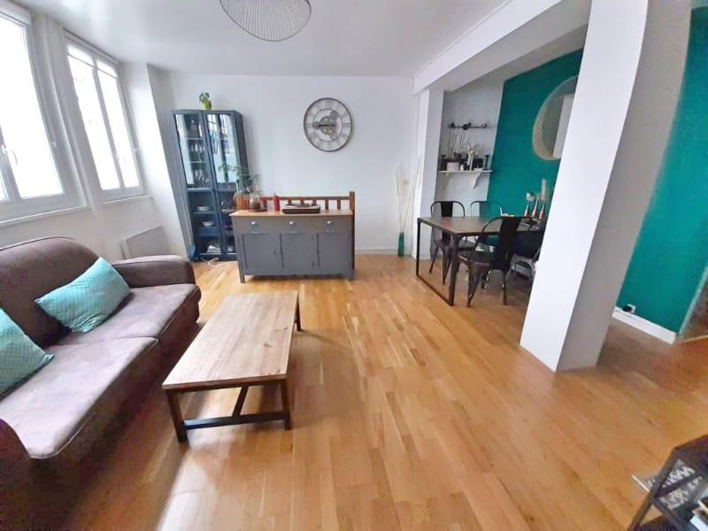 Vente appartement Paris 18ème 498000€ - Photo 1