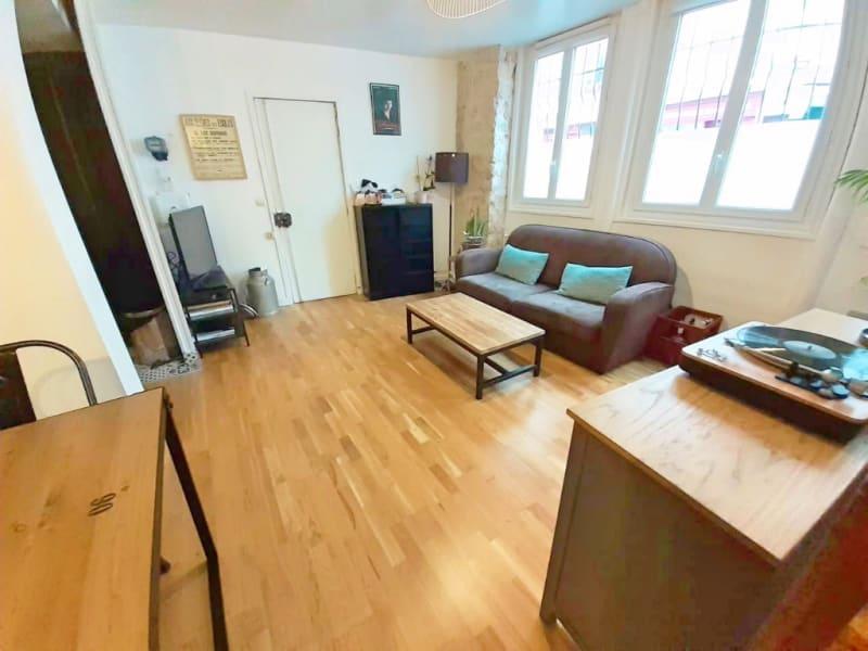 Vente appartement Paris 18ème 498000€ - Photo 2