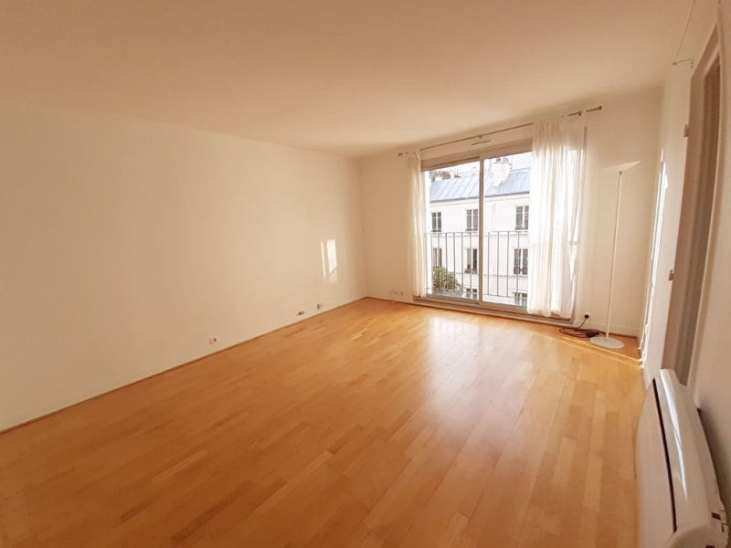 Sale apartment Paris 20ème 299 000€ - Picture 2