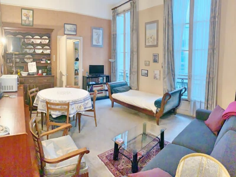 Vente appartement Paris 6ème 510 000€ - Photo 2