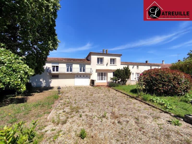 Vente maison / villa Gemozac 271700€ - Photo 1