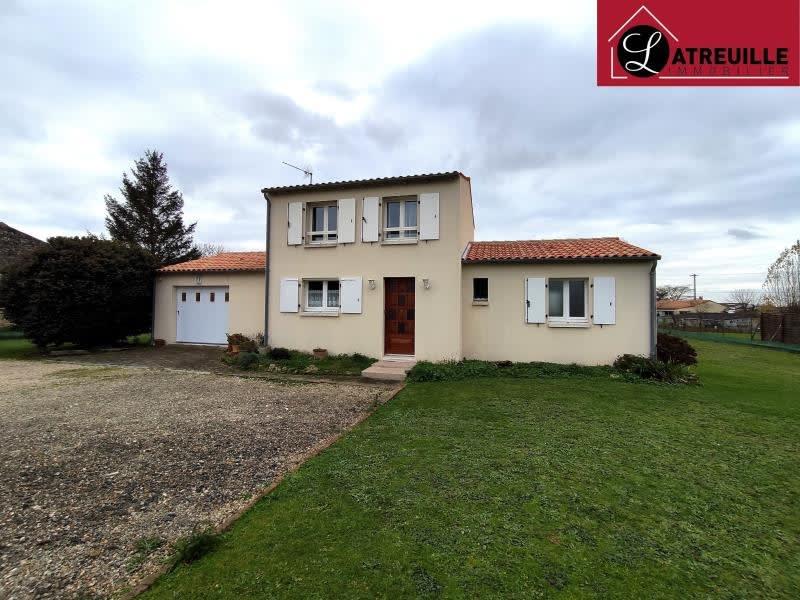 Vente maison / villa Gemozac 231000€ - Photo 1